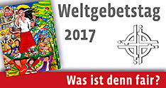 Quelle: Weltgebetstag der Frauen - Deutsches Komitee e.V. © 2017