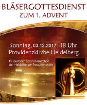 Quelle: Bezirksbläserarbeit Heidelberg